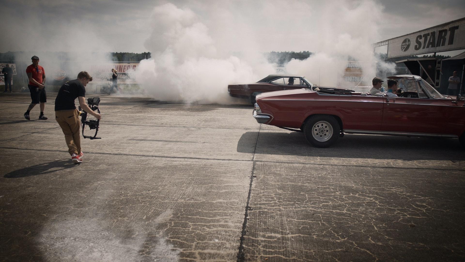 video marketing cars dramatic